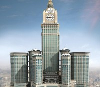 Makkah Clock Royal Tower (5-star)