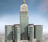 Makkah Clock Royal Tower (5-star)