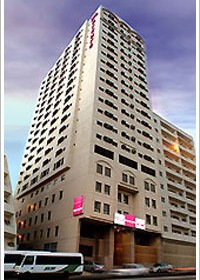 Mercure Hibatullah Hotel (4-star)