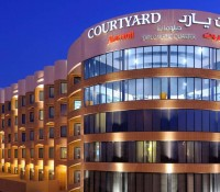Marriot Courtyard Riyadh