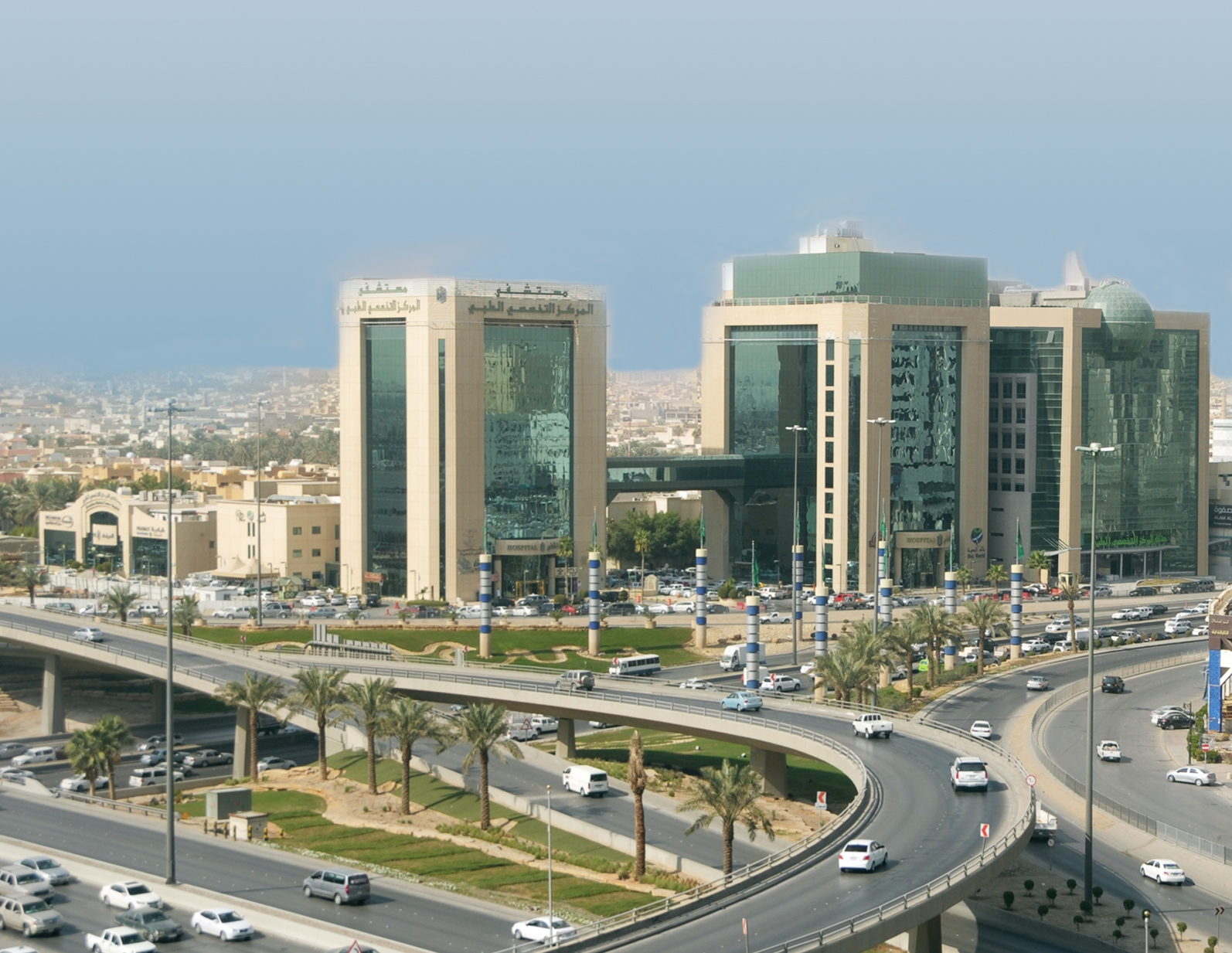 Specialized Medical Center Hospital